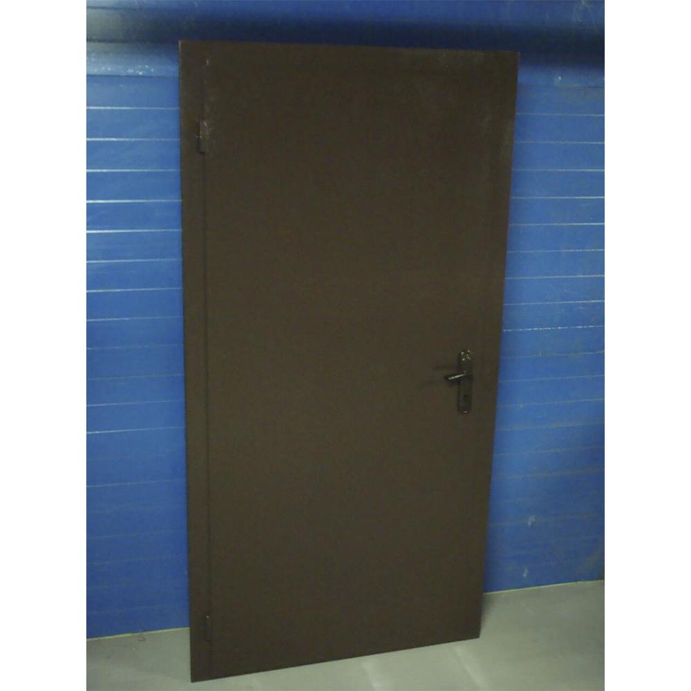 Двери входные металлические противопожарные в квартиру