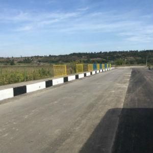 Ремонт и восстановление моста в Харьковской области