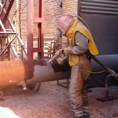 Пескоструйная, гидроструйная, механическая очистка металла и бетона
