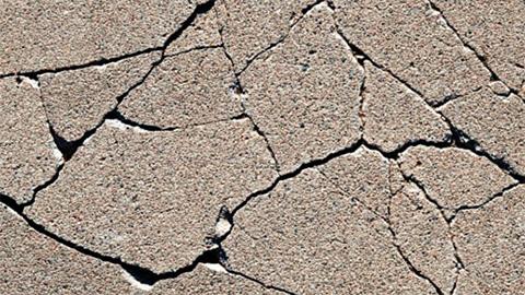 Трещинообразование при бетонировании