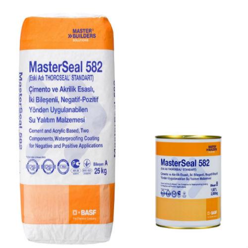 MasterSeal 582 Set