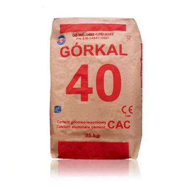 Глиноземистый цемент GÓRKAL 40