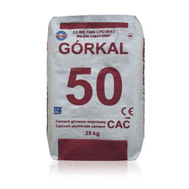Глиноземистый цемент GÓRKAL 50