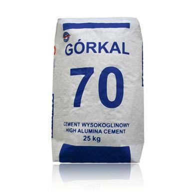 Глиноземистый цемент GÓRKAL 70