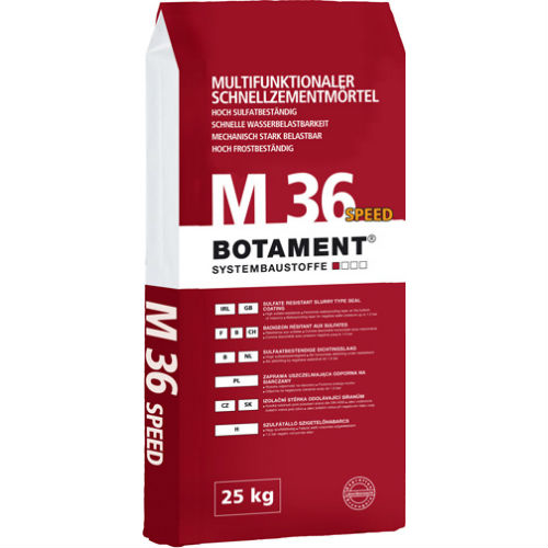 BOTAMENT M 36 Speed