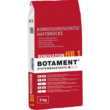 BOTAMENT Renovation HB 1