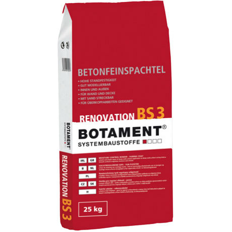 BOTAMENT Renovation  BS 3