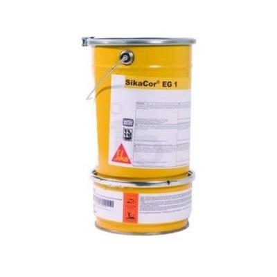 SikaCor ®  EG 1 (A+B) DB 601, білий