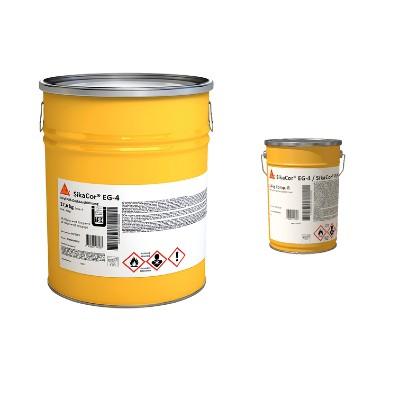 SikaCor ®  EG 4 (A+B) RAL 7030, RAL 7032