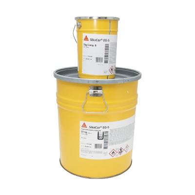 SikaCor ®  EG 5 (A+B) RAL 7032