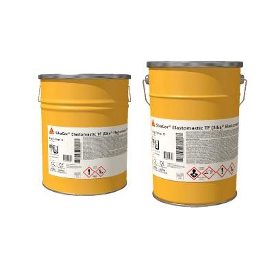 Sika ®  Elastomastic TF (A+B) серый