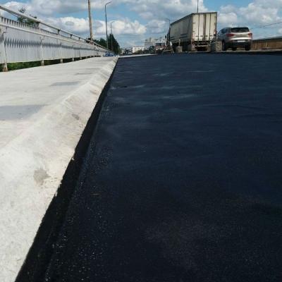 Гидроизоляция моста эластичной, битумно-полимерной эмульсией Elastofalt Spraykote