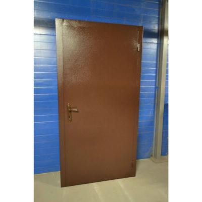 Двери входные металлические противоударные противопожарные