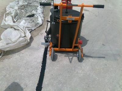 Герметизация горизонтальных швов в бетонных полах